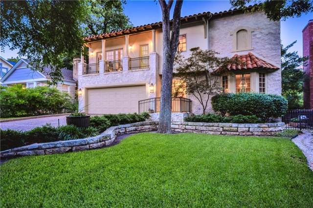 2001 Mountain View Rd, Austin, TX 78703 (#9939661) :: The Perry Henderson Group at Berkshire Hathaway Texas Realty