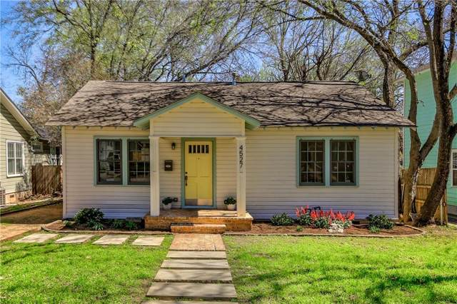 4527 Avenue C, Austin, TX 78751 (#9940211) :: RE/MAX IDEAL REALTY