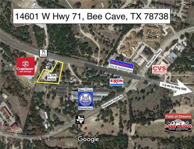 14601 W 71 Highway, Bee Cave, TX 78738 (#9942747) :: Azuri Group | All City Real Estate