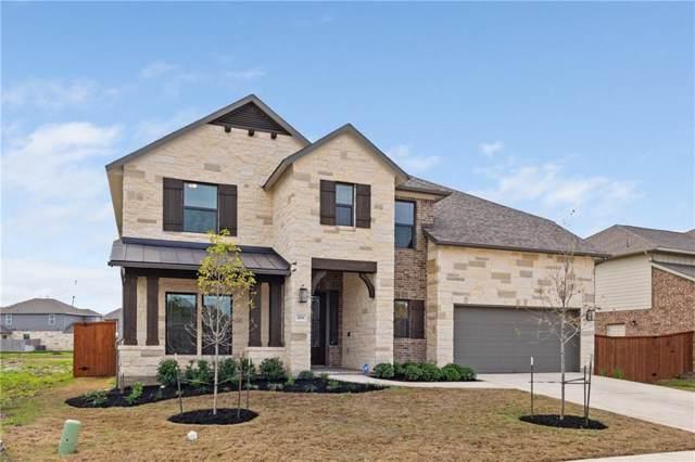 109 Mark Way, Liberty Hill, TX 78642 (#9943070) :: Papasan Real Estate Team @ Keller Williams Realty