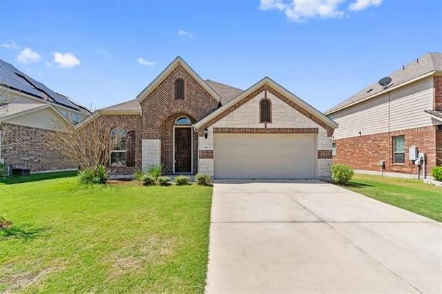 709 N Emory Cv, Hutto, TX 78634 (#9944967) :: Papasan Real Estate Team @ Keller Williams Realty