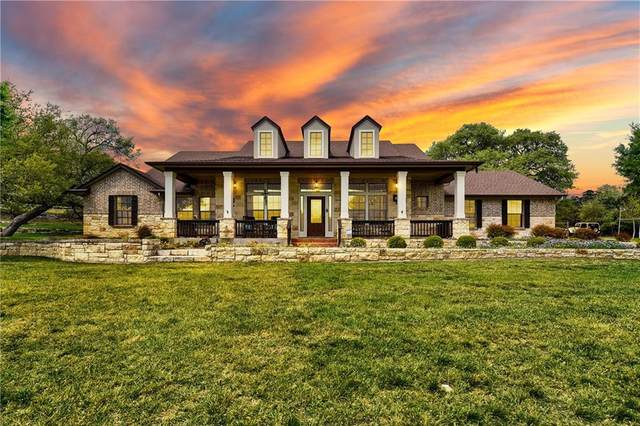 12208 Montana Springs Dr, Marble Falls, TX 78654 (#9948490) :: Zina & Co. Real Estate