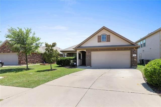 189 Housefinch Loop, Leander, TX 78641 (MLS #9949244) :: Brautigan Realty