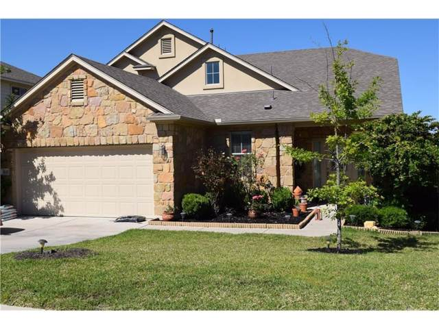 1620 Greenside Dr, Round Rock, TX 78665 (#9950133) :: Realty Executives - Town & Country