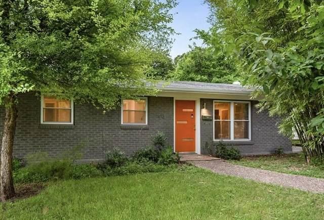 1413 Berkshire Dr, Austin, TX 78723 (#9950142) :: Papasan Real Estate Team @ Keller Williams Realty