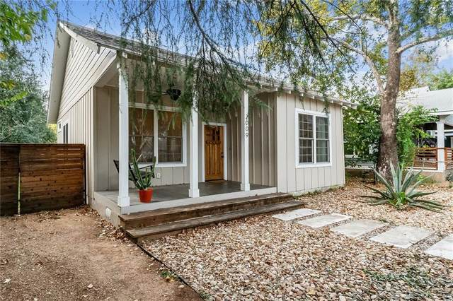 2009 E 2nd St, Austin, TX 78702 (MLS #9951295) :: Brautigan Realty
