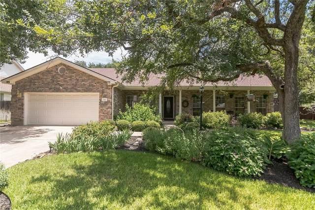 3111 Parker Dr, Georgetown, TX 78628 (#9952641) :: Papasan Real Estate Team @ Keller Williams Realty