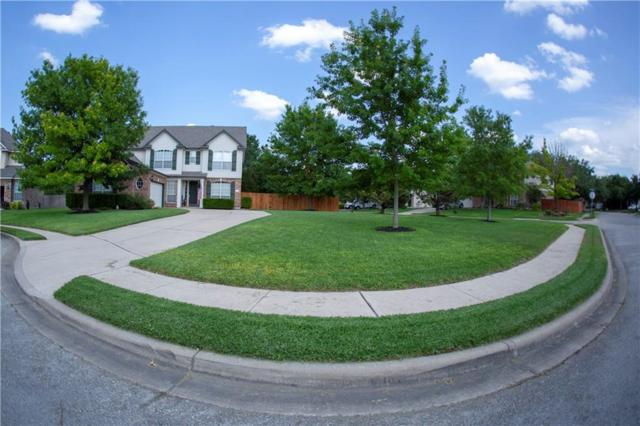 2001 Homewood Cir, Round Rock, TX 78665 (#9955760) :: The Heyl Group at Keller Williams