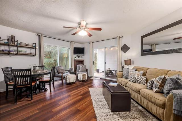 1122 Bluebonnet Ln A, Austin, TX 78704 (#9956554) :: The Perry Henderson Group at Berkshire Hathaway Texas Realty