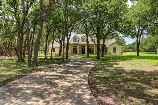 214 Park Place Dr, Georgetown, TX 78628 (#9956557) :: Watters International