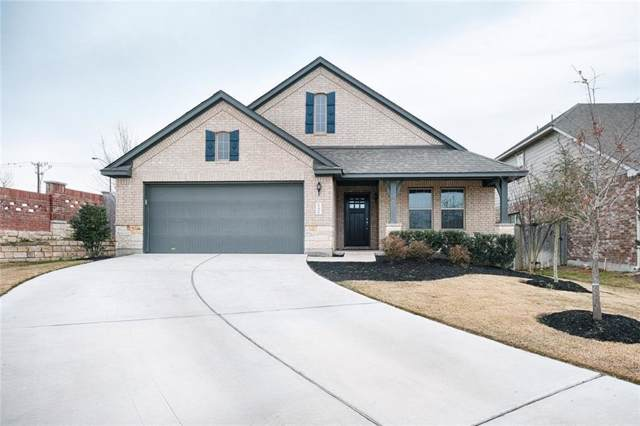 1540 Daylily Loop, Georgetown, TX 78626 (#9957371) :: The Summers Group