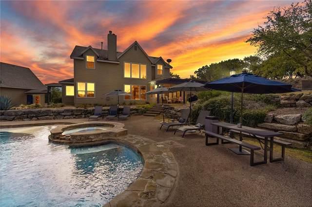 1410 Shelton Ranch Rd, Dripping Springs, TX 78620 (#9960211) :: R3 Marketing Group