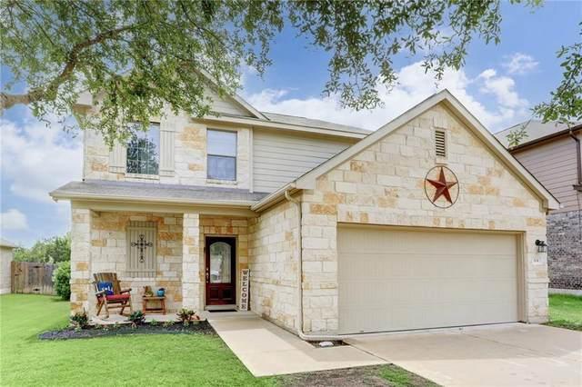 104 Falcon Ln, Leander, TX 78641 (#9963415) :: Papasan Real Estate Team @ Keller Williams Realty