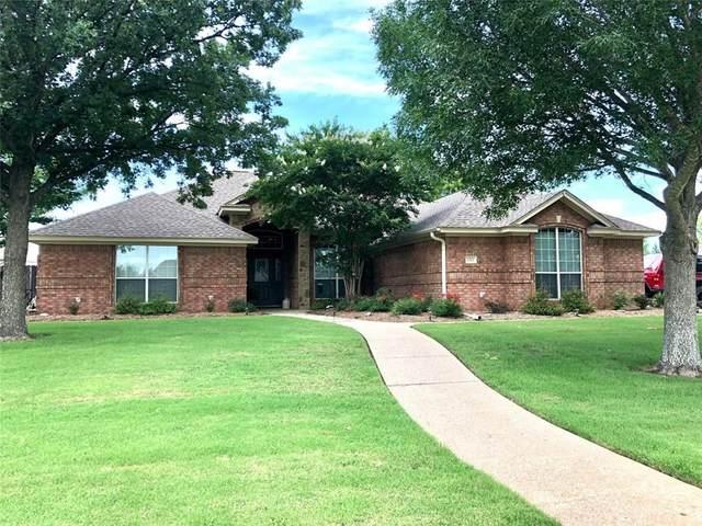 1213 Thistle Park, Robinson, TX 76706 (#9964623) :: Sunburst Realty
