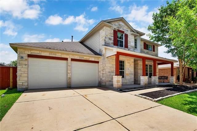 13816 Field Spar Dr, Manor, TX 78653 (#9966342) :: Papasan Real Estate Team @ Keller Williams Realty