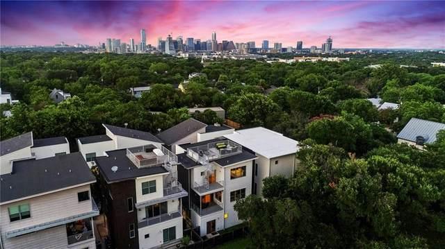 2105 Goodrich Ave #6, Austin, TX 78704 (#9968853) :: Papasan Real Estate Team @ Keller Williams Realty