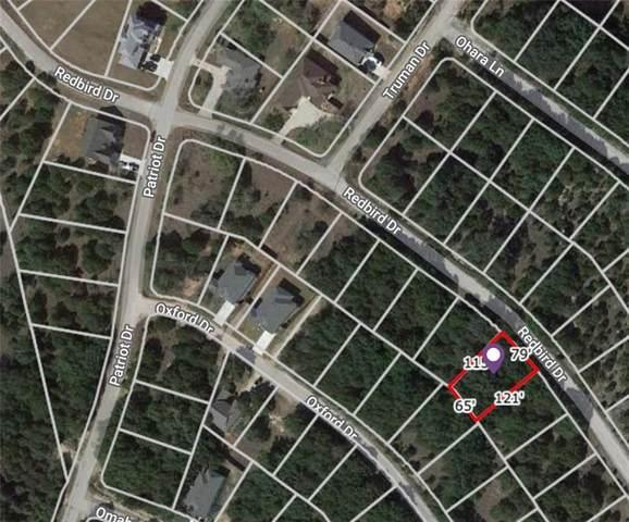 21803 Redbird Dr, Lago Vista, TX 78645 (#9969300) :: Sunburst Realty