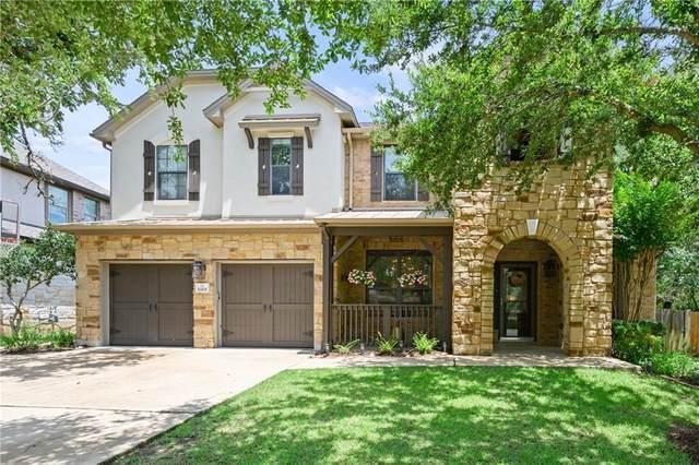 11109 Bastogne Loop, Austin, TX 78739 (#9969705) :: Ben Kinney Real Estate Team