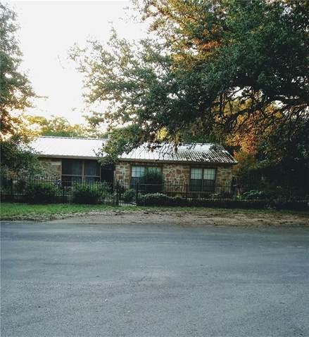 106 N Avenue C, Johnson City, TX 78636 (#9970201) :: Ben Kinney Real Estate Team