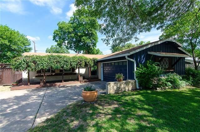 8314 Stillwood Ln, Austin, TX 78757 (#9971460) :: The Heyl Group at Keller Williams
