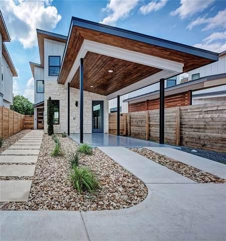 106 Tillery St #2, Austin, TX 78702 (#9972270) :: Papasan Real Estate Team @ Keller Williams Realty