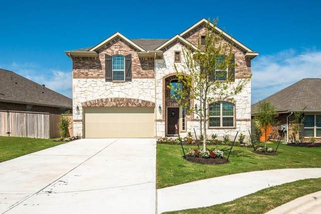 125 Lily Turf Cv, Georgetown, TX 78626 (#9973756) :: First Texas Brokerage Company