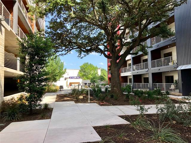 4361 S Congress Ave #421, Austin, TX 78745 (#9974900) :: The Heyl Group at Keller Williams