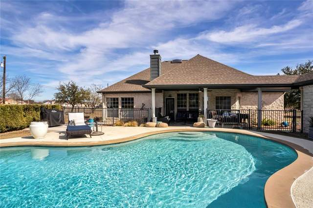 4 Highland Ter, Round Rock, TX 78665 (#9975442) :: Lucido Global