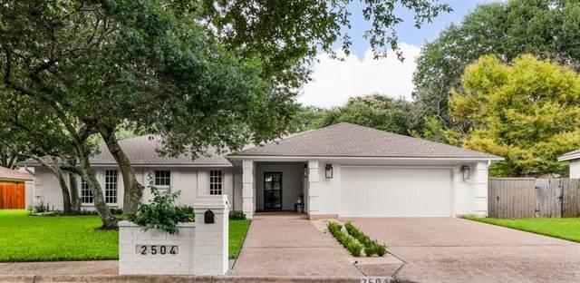 2504 Royal Lytham Dr, Austin, TX 78747 (MLS #9976617) :: Vista Real Estate