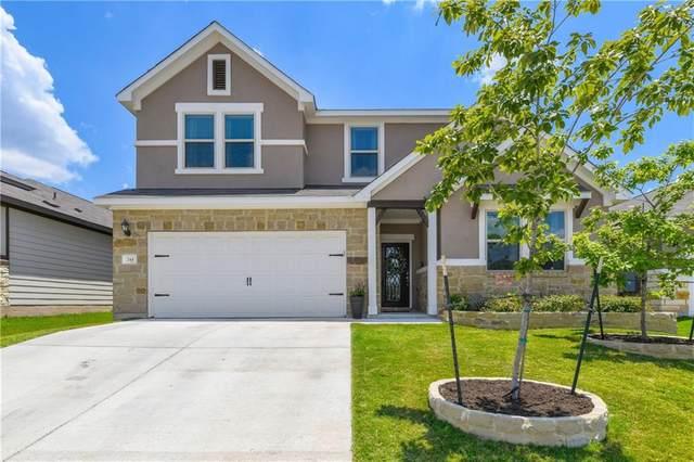 244 Magna Ln, Liberty Hill, TX 78642 (#9977866) :: Zina & Co. Real Estate