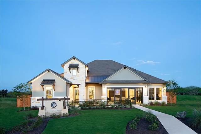 112 Landry Cv, Georgetown, TX 78628 (#9977903) :: Green City Realty