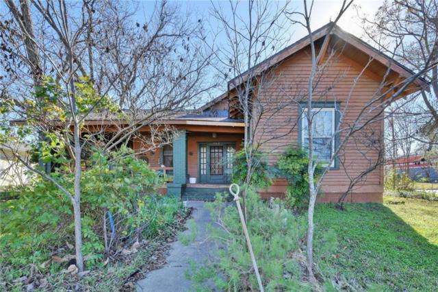 408 W University Ave, Georgetown, TX 78626 (#9979684) :: KW United Group