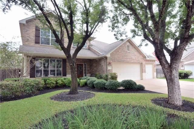 2602 Crestfield Pl, Round Rock, TX 78681 (#9980051) :: Papasan Real Estate Team @ Keller Williams Realty
