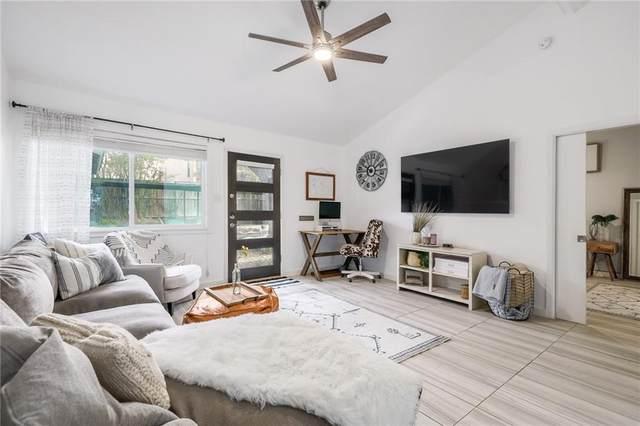 3504 Griffith St #3, Austin, TX 78705 (MLS #9980733) :: Vista Real Estate