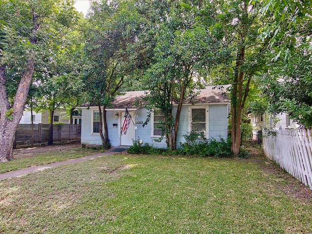 3319 Cherrywood Rd, Austin, TX 78722 (#9980902) :: R3 Marketing Group