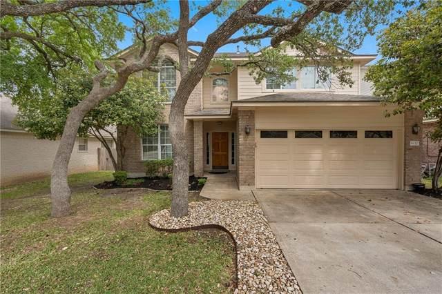 9332 Meyrick Park Trl, Austin, TX 78717 (#9982394) :: Papasan Real Estate Team @ Keller Williams Realty