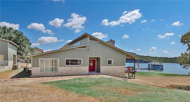 1822 County Road 140, Burnet, TX 78611 (MLS #9982768) :: Vista Real Estate