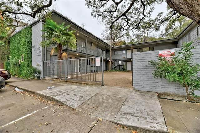 803 W 28th St #102, Austin, TX 78705 (#9983128) :: Papasan Real Estate Team @ Keller Williams Realty