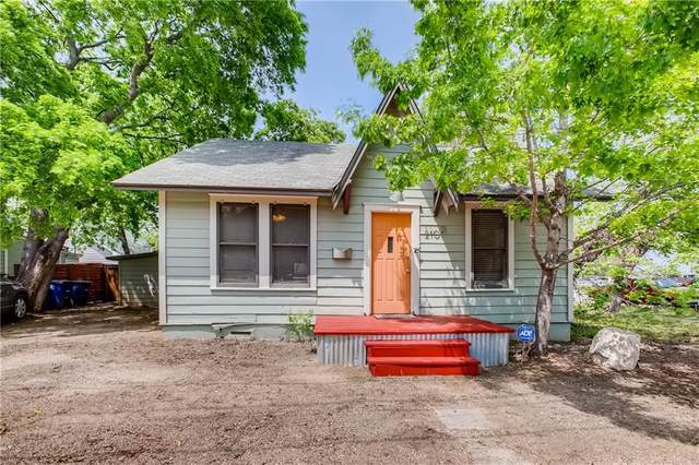 2100 Nickerson St, Austin, TX 78704 (#9983579) :: Azuri Group | All City Real Estate