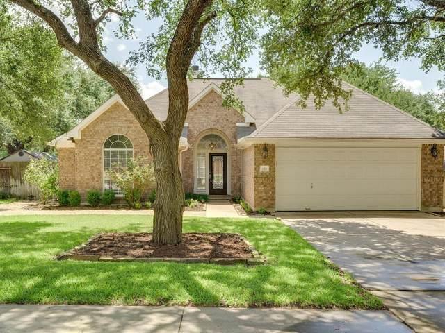 1915 Oak Hollow Dr, Round Rock, TX 78681 (#9984317) :: Papasan Real Estate Team @ Keller Williams Realty