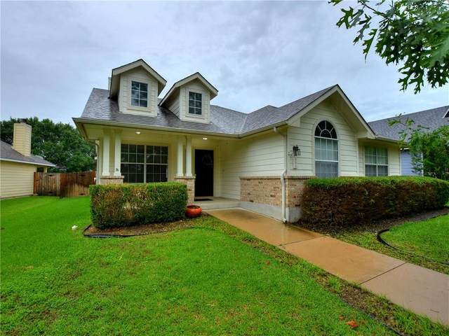 155 Village Commons Blvd, Georgetown, TX 78633 (#9984962) :: The Summers Group