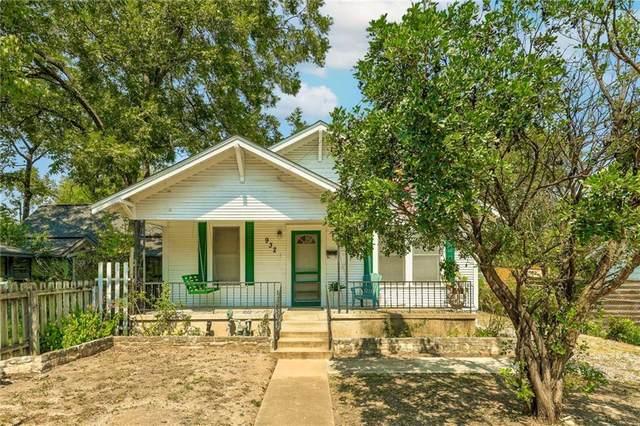 932 E 53rd St, Austin, TX 78751 (#9985632) :: Papasan Real Estate Team @ Keller Williams Realty