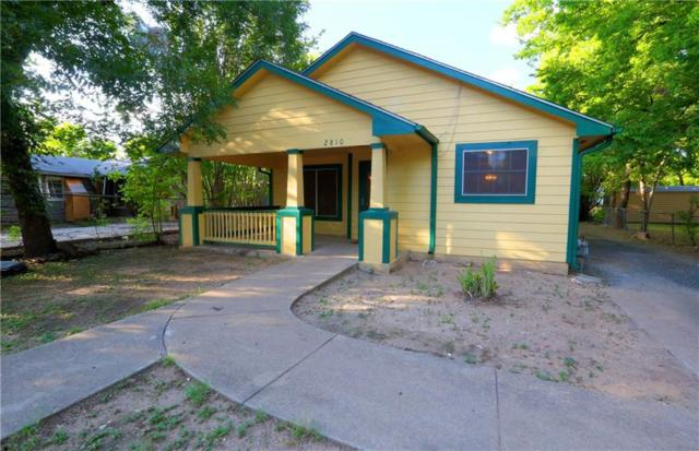 2810 Castro St, Austin, TX 78702 (#9985945) :: The Perry Henderson Group at Berkshire Hathaway Texas Realty