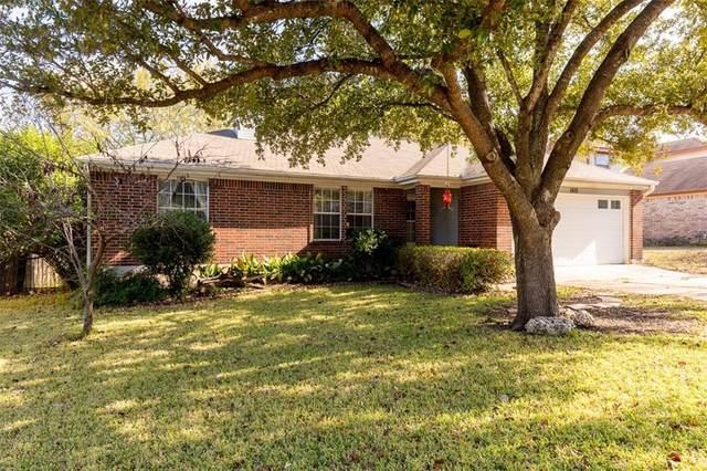 1801 Southeastern Trl, Round Rock, TX 78664 (#9987408) :: Papasan Real Estate Team @ Keller Williams Realty