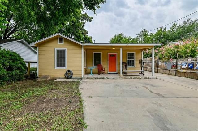 4609 Gonzales St, Austin, TX 78702 (#9990998) :: Papasan Real Estate Team @ Keller Williams Realty