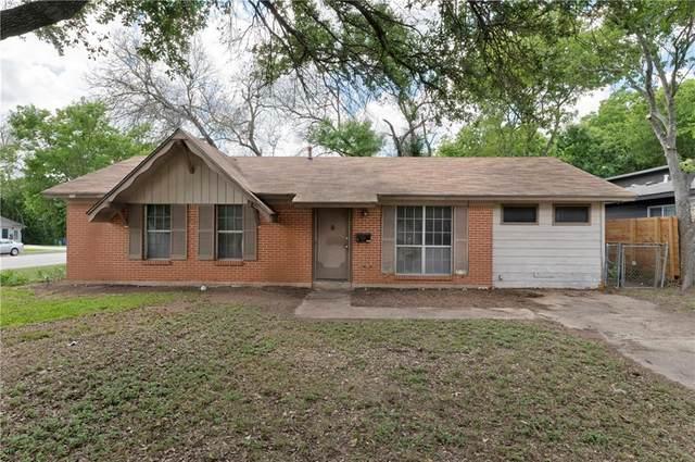8300 Reeda Ln, Austin, TX 78757 (#9992061) :: Ben Kinney Real Estate Team
