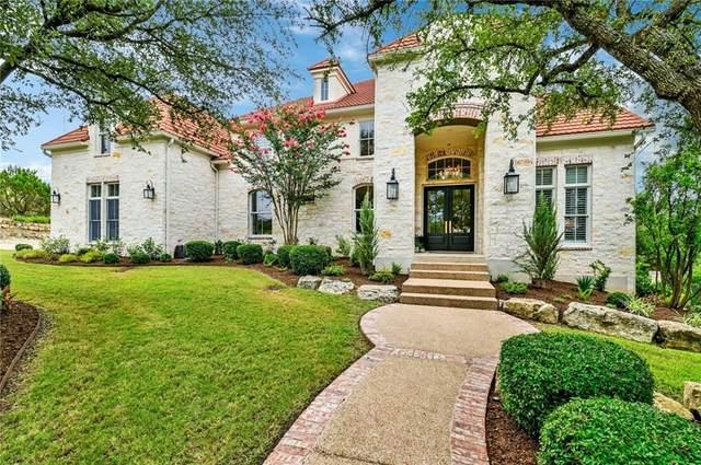 1821 Far Gallant Dr, Austin, TX 78746 (#9992084) :: Papasan Real Estate Team @ Keller Williams Realty