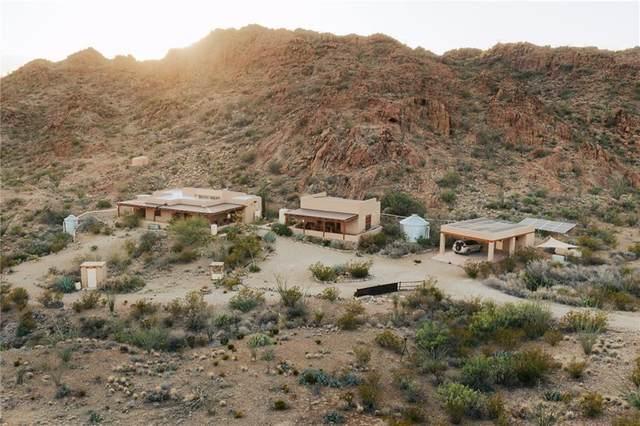 0 Boulder Ridge Loop, Alpine, TX 79852 (#9993506) :: Papasan Real Estate Team @ Keller Williams Realty
