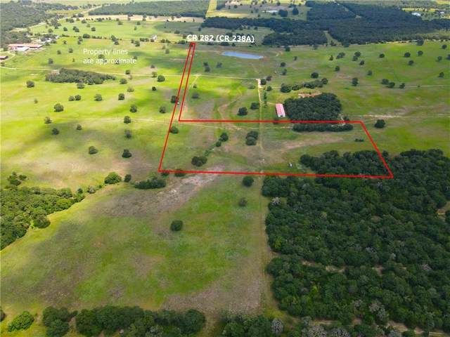 TBD County Road 238A #15, Cameron, TX 76520 (#9994153) :: Green City Realty