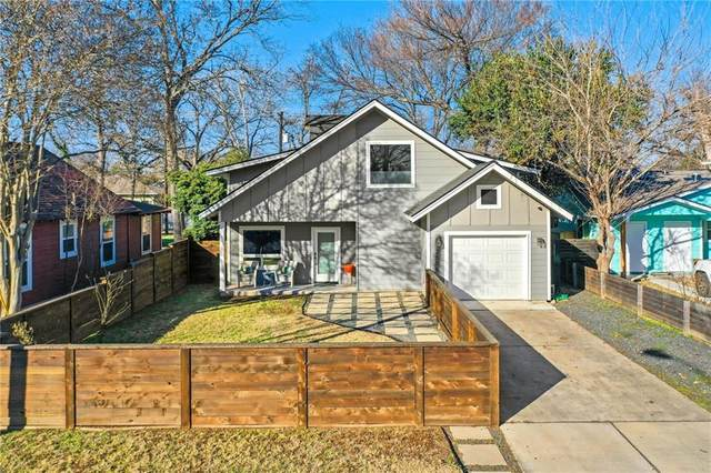 2506 Canterbury St #1, Austin, TX 78702 (#9995826) :: Papasan Real Estate Team @ Keller Williams Realty